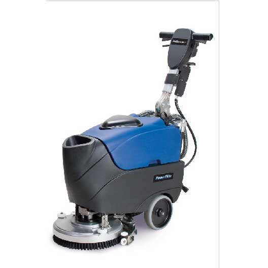 PowrFlite PAS14G Predator 14in Battery Powered Scrubber