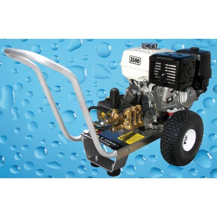 Pressure Pro E4035HA Eagle 4gpm 3500psi Gas Direct Cold Pressure Washer 13hp Honda AR Pump Freight Included