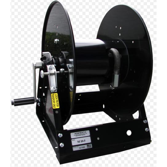 Pressure Pro M10-5 Hose Tract Reel 250 ft x 3/8 4000 psi w/ 1/2 inch swivel