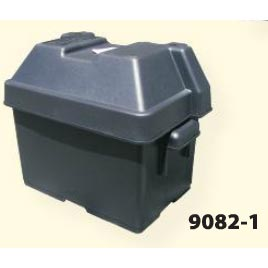 Pressure Pro 12 Volt Plastic Large Battery Box 9065-1