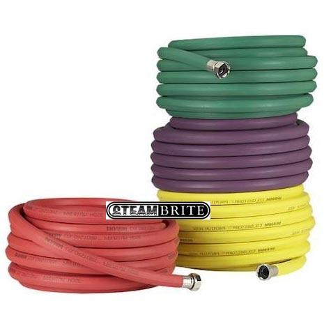 Hydrotek AG100 Heavy Duty 100 ft Garden Hose 58 ID for