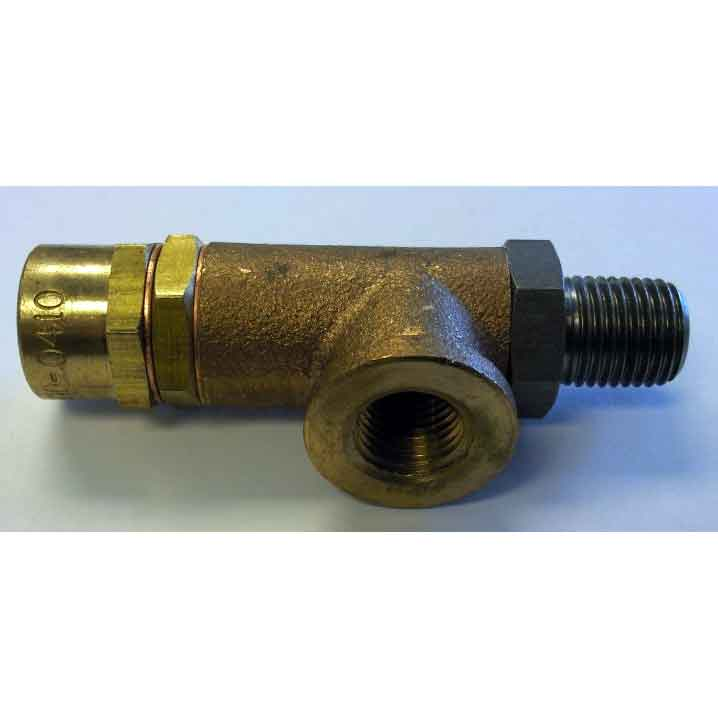 Myee B118 600 psi Safety Pressure Relief Valve 1/4  SBM_B600