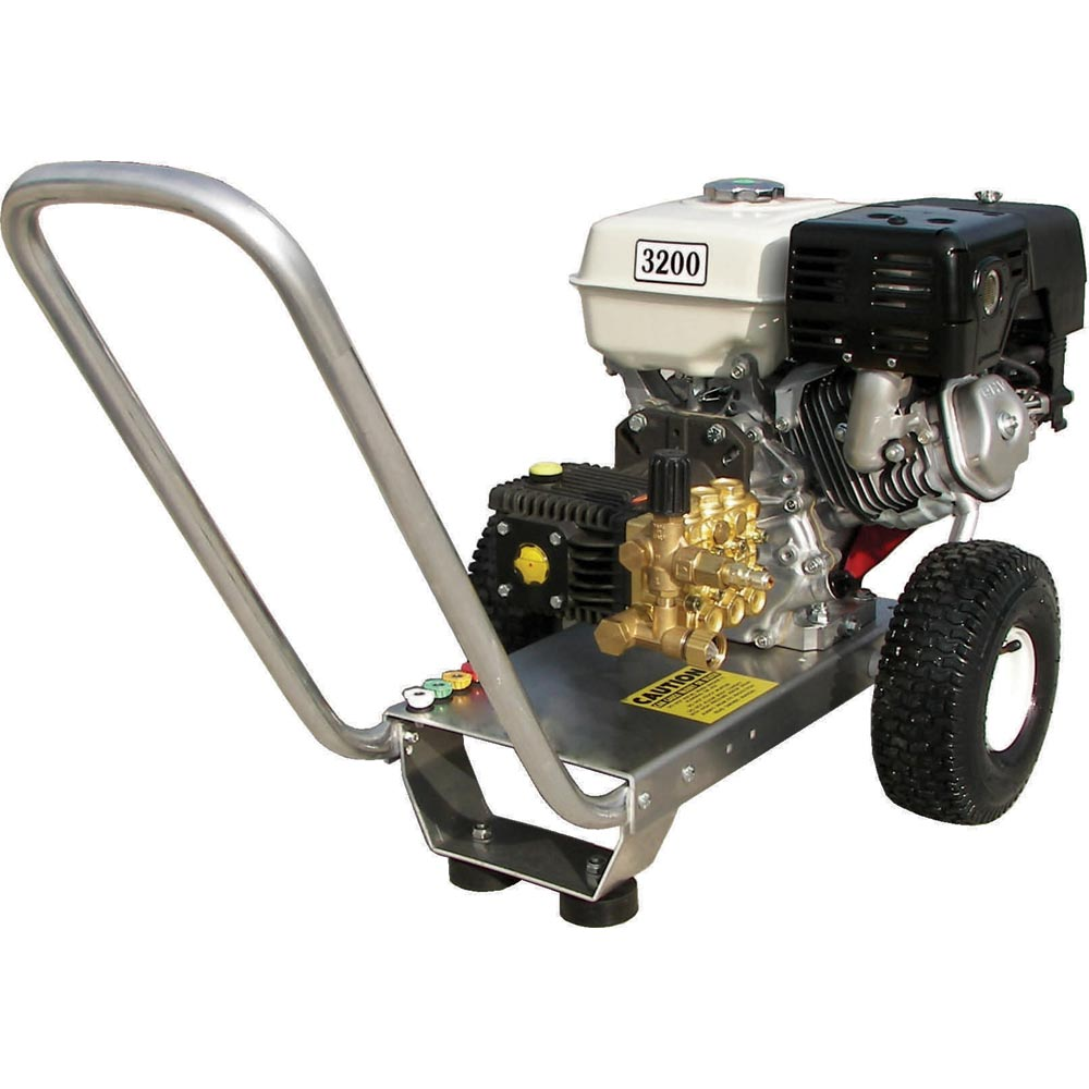Pressure Pro E3032HG Eagle 3gpm 3200psi Gas Direct Cold Pressure Washer 9hp Honda General Pump Freight Included