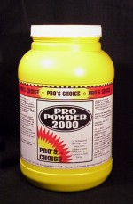Pros Choice Pro Powder 2000 25 Pounds