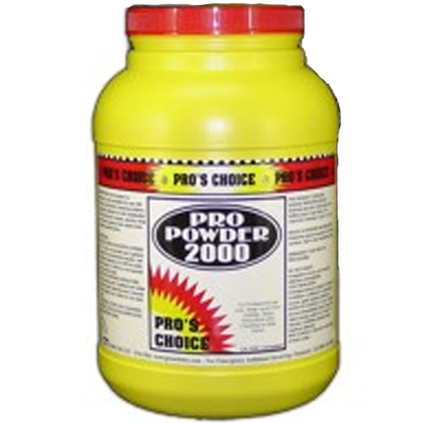 Pros Choice C2007 Pro Powder 2000 Advanced w/ Citrus Oil - 6.5 Pounds CTI 3170