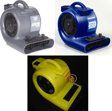Prochem Carpet Flood Restoration Air Mover Windsor Century 400 Hurricane Pro LAM3 (120 volts) 1.008-038.0