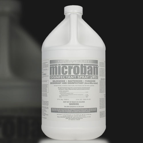 Chemspec Prorestore Microban Mediclean Disinfectant Spray Plus Fragrance Free 4/1 Gallon Case 221522902