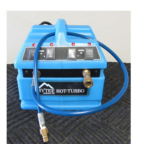 Mytee 240-120 Carpet Cleaning Turbo Heater 210 Degrees 120Volt 2400Watts Price Match Holiday Sale [240-120 P]