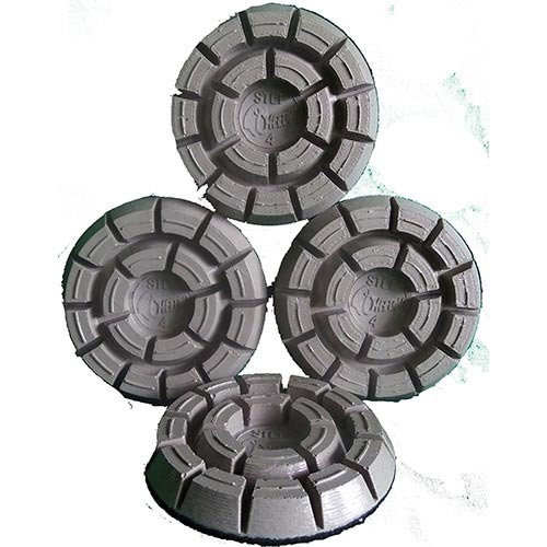 Innovative Surface Solutions CPSPUCK4E Cheetah Puck Step 4 Diamond Resin Honing Disk 5 Inches each (Free Shipping!)
