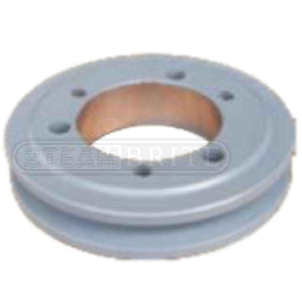 Pressure Pro 1-3V2.50 Pulley JA Style Bushing - 1-Groove - 2.50in Outer Diameter