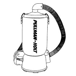 Pullman Holt B230307 P5 Replacement Vac Motor