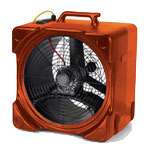 Pullman Holt F1700 Axial Fan 2 Speed 3000 cfm B200741