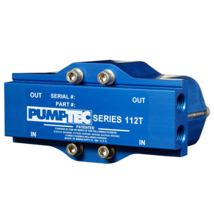 Pumptec 112T Pump Head Only Buna 60002