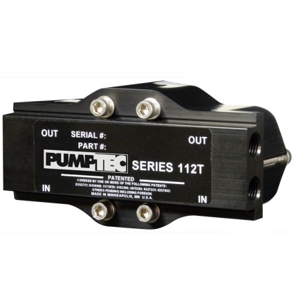Pumptec 112T Pump Head Only Viton 60011