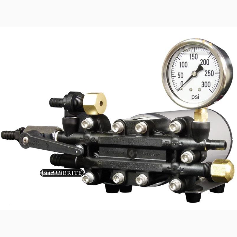 Pumptec Series 114 Pump Spray Basic 12 Vdc 200 Psi