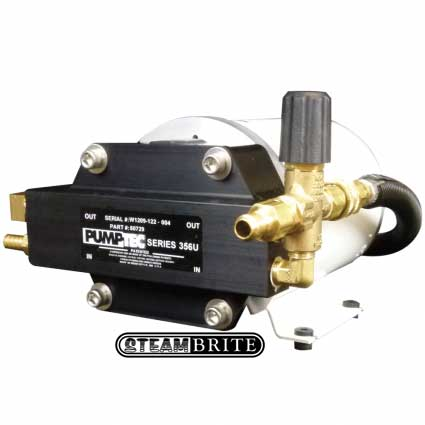 Pumptec 80390 Series 356U, 360 M60 Pump 12 Volt 700 psi