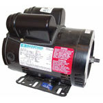 Pumptec M5 Motor Only Leeson 1.5 Hp Replacement for the M44 Switch For Water Otter 56 Frame