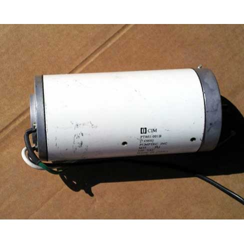 Pumptec M15 Motor Only 12 volts 15 Amps 1/10 HP 114/112 series Heads