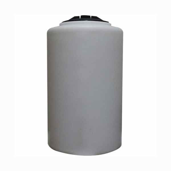Pumptec: Fresh Water Tank, Round, 20 Gallons, White SAM 0221