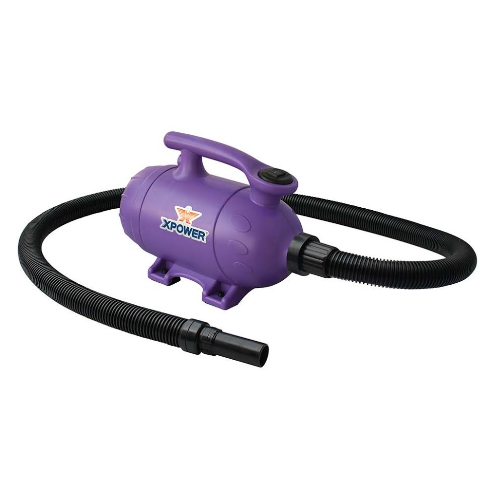 XPower B2 Forced Blower and Vacuum for Pet Grooming