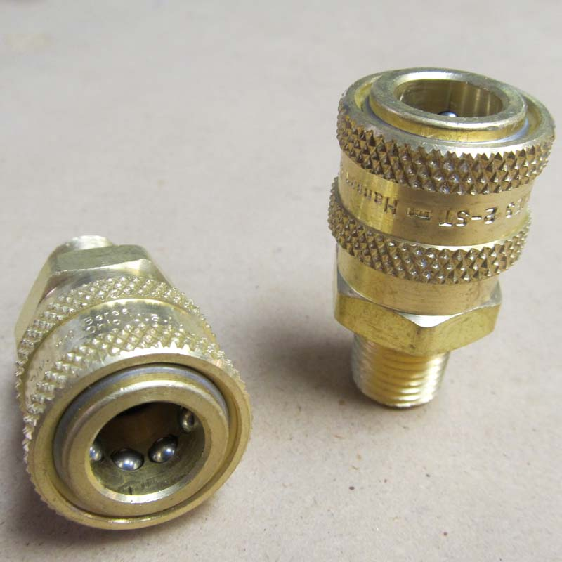 Pressure Washer QD 1/4in Mpt X 1/4in F Socket Quick coupler 87094400 - 331015