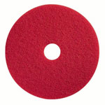 Pullman Holt B200592 17 RED-SPRAY BUFF PAD Case of 5
