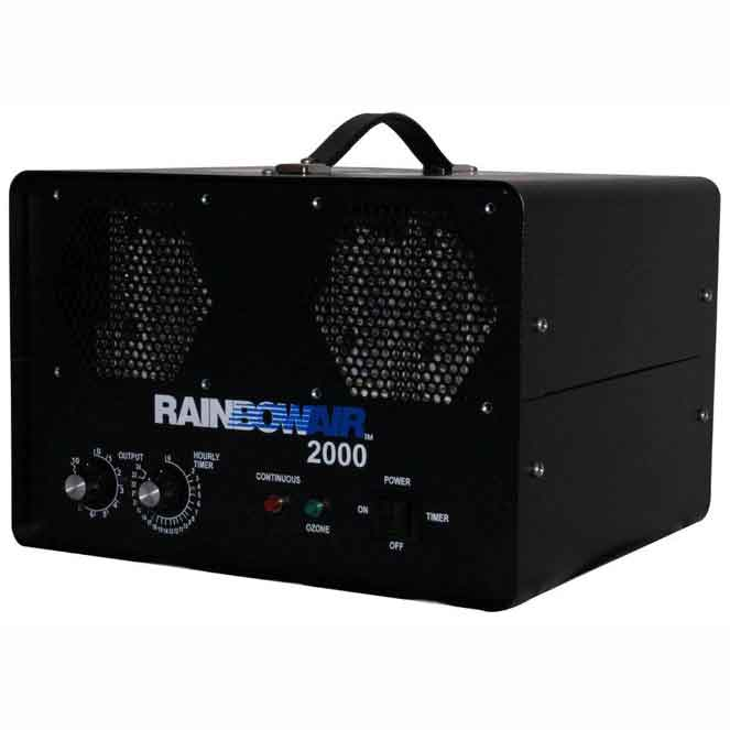 Rainbowair Activator 2000 Ozone Generator Series II w/Auto Kit Freight Included