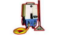Recoil Carpet Extractor Portable Extractors By Machine