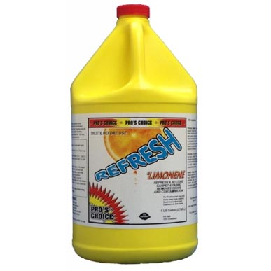 CTI Pros Choice Refresh Limonene 1 Gallon