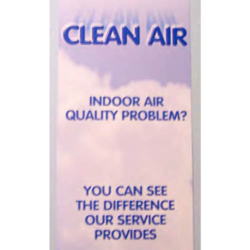 Air Care: Residential Brochures 250/Pkg