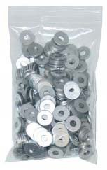 3/16 Rivet Back Up Aluminum Washer 100 pack 20191111