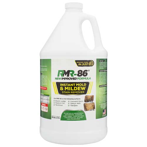 RMR Brands RMR-86 Instant Mold and Mildew Remover 1 Gal. 669393326076