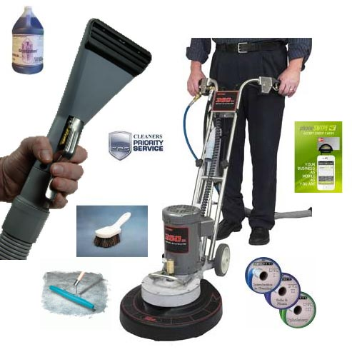 Rotovac 360XL 15 Inch Wand Plus Starter Package Bundle 20140103