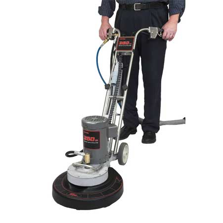 Demo Rotovac 360XL Extra Large 15 Inch Wand High Performance Carpet Cleaning Machine