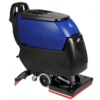 Pacific Floorcare 855405 S-20 orbital scrubber 155AH lead acid batteries on-board charger