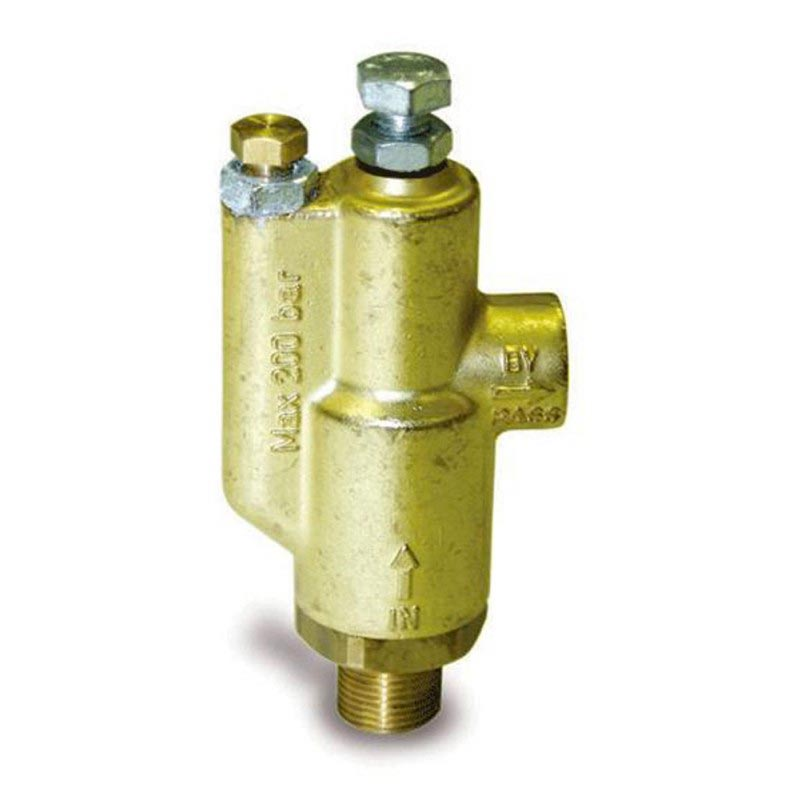 General Pump Safety Pressure Relief Valve Brass S3 - 8.711-227.0 - 390123 - 87112270