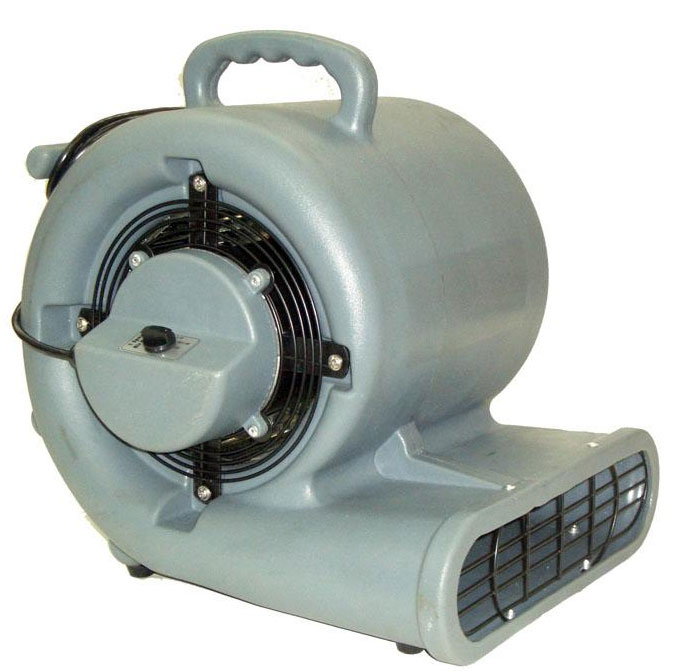 Air Turbo Ventilator : San antonio tx turbo drier air mover fan equipment rental