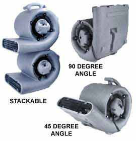 Sandia 90-0000 Carpet Flood Restoration Air Mover