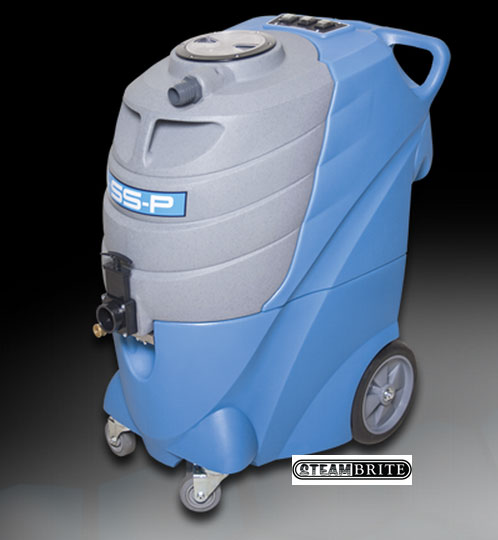 Sapphire Scientific 78-003 VersaClean P 500 psi Dual 3 Stage Vacs Carpet Cleaning Portable F441
