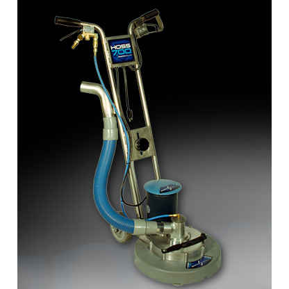 Sapphire Scientific Hoss 700 Rotary Carpet Cleaning Power