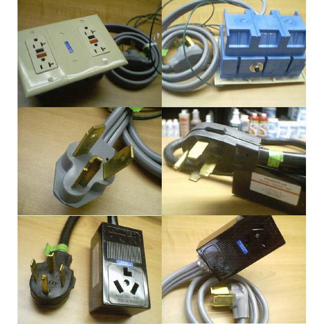 220 volt to 115 volt Starter Electrical Converter Pak