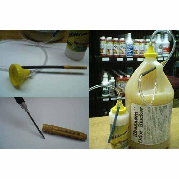 Infiltrator Injection Bottle Stea003 Technician