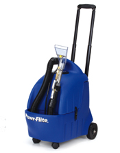 PowrFlite PS35 3.5 Gal Spotter 2 Vacs 55psi No Heat