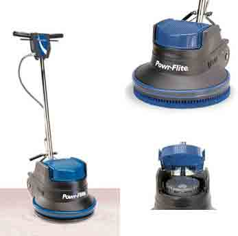 Powr-Flite 175 RPM, 1.5 hp, Sanding Floor Machine