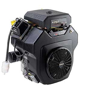 Kohler 25hp Command Pro Engine Horizontal CH25S PA-CH730-0004 Brush Hog (Discount Shipping) DISCONTINUED no direct replacement avaialble