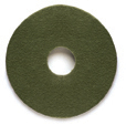 PowerFlite 13 inch  Thin Green Scrub Floor Pad 11313