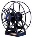 Sapphire Scientific 68-033 BlueLine Truckmount Hi-Profile Vacuum and Solution Hose Electric Reel - Motorized