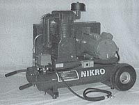 Nikro: Portable Electric Compressor 860324