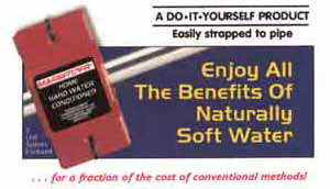 Magnetizer Water Conditioner (one pair)