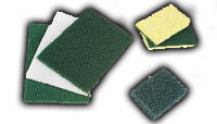 Scouring Pads & Sponges